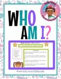 """Nyla Nova's """"Who Am I?"""