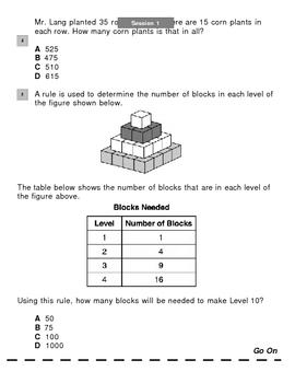 NYS Math Practice Exam Book 1
