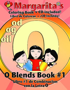 O Blends Book
