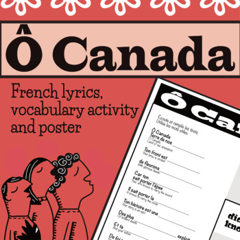 O Canada: French anthem lyrics