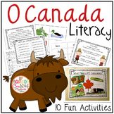 O Canada Unit: Literacy Activities