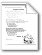 O Captain! My Captain! (A poem)