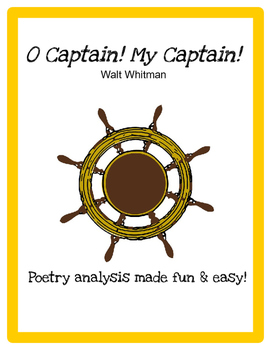 O Captain! My Captain! - Poetry Analysis