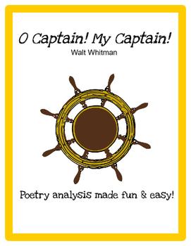 O Captain! My Captain! (Walt Whitman) - Poetry Analysis