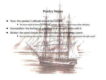 O Captain My Captain Poetry Study