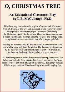 O, Christmas Tree (A Christmas Play)