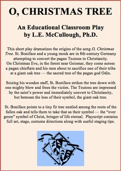 O, Christmas Tree (A Christmas Play)