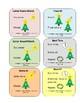 O Christmas Tree Alphabet Matching Game
