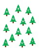 O Christmas Tree Alphabet Matching Game