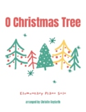 O Christmas Tree: Elementary Piano Solo