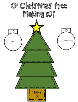 O' Christmas Tree-Making 10