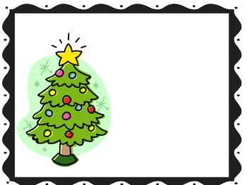 O' Christmas Tree Math Addition Game