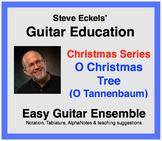 O Christmas Tree (O Tannenbaum) - Christmas Guitar Ensembl
