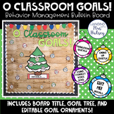 Christmas Classroom Management Bulletin Board