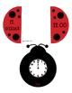 O'Clock Ladybug Puzzles