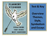 "O'Connor ~ ""Everything That Rises Must Converge"" MASTER PACKET & KEY (19 Pages)"