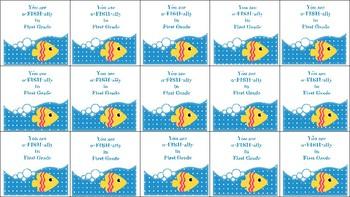 O-FISH-ALLY  Brag Tags