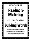 O-G Resource: Syllable Cards for Building Advanced Multi-Syllable Words