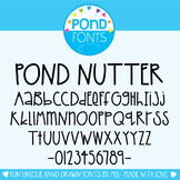 Font - Pond Nutter
