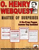 O. Henry, Master of Surprises: Webquest