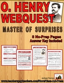 O. Henry Webquest: Master of Surprises | Distance Learning