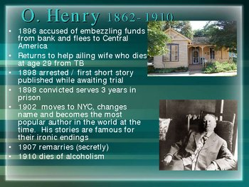 O Henry Powerpoint
