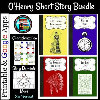 O'Henry Short Story Trio, Ransom of Red Chief, Last Leaf, Retrieved Reformation