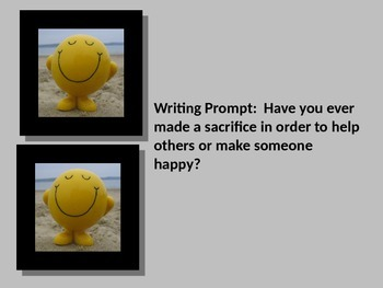 """O. Henry's """"The Gift of the Magi"""" Writing Prompts"""