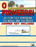 O Pioneers: Test Comparing Book and Movie | Distance Learning