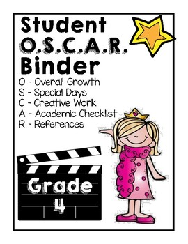O.S.C.A.R. Student Binder Package