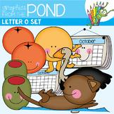 Alphabet Clipart - Letter O