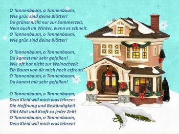 O Tannenbaum Oh Christmas tree