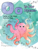 O is for Ocean Unit Activity Pack