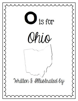 O is for Ohio (A State Alphabet Book)