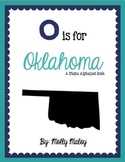 O is for Oklahoma (A State Alphabet Book)
