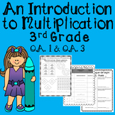 OA.1 & OA.3: An Introduction to Multiplication Activity Pack
