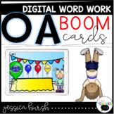 OA Boom Cards