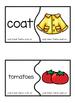 Long Vowel Teams: OA & OE Self-Correcting Puzzles