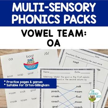 OA Vowel Digraph