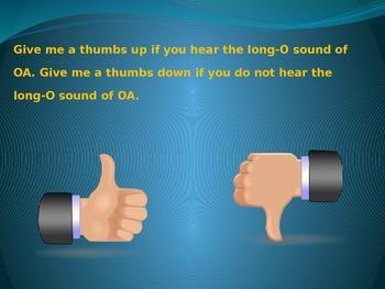 OA Vowel Team PowerPoint