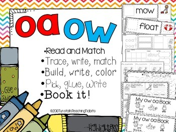 OA and OW - 5 Interactive Activities