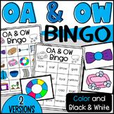 OA and OW Bingo