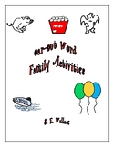 OAR-OUT WORD FAMILY ACTIVITIES