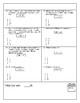 3rd Grade Algebra Practice Test