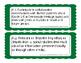 OAS-Social Studies Grade 2 Content Standard Posters (Fall Theme)