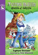 Justine McKeen, Queen of the Green