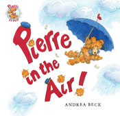 Pierre in the Air!