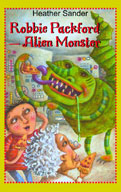 Robbie Packford - Alien Monster