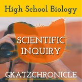 OBSERVING & INFERRING WORKSHEET / Scientific Inquiry