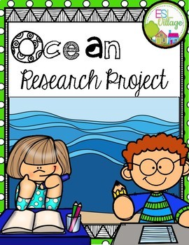 OCEAN Research/Report Project Booklet